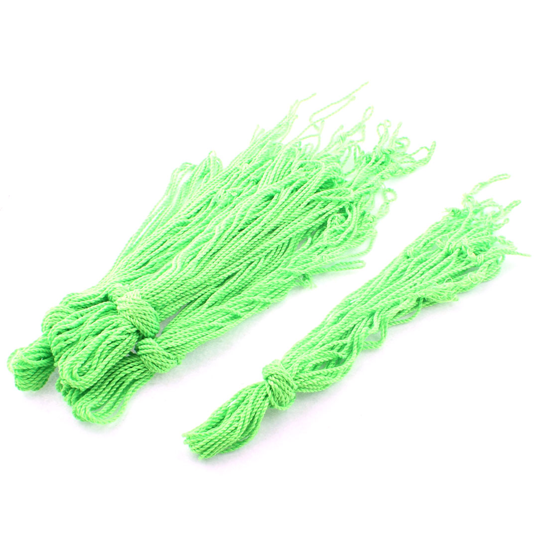 50 Pcs Nylon Bearing Cord Rope String 3.5Ft Long Green for YoYo Ball