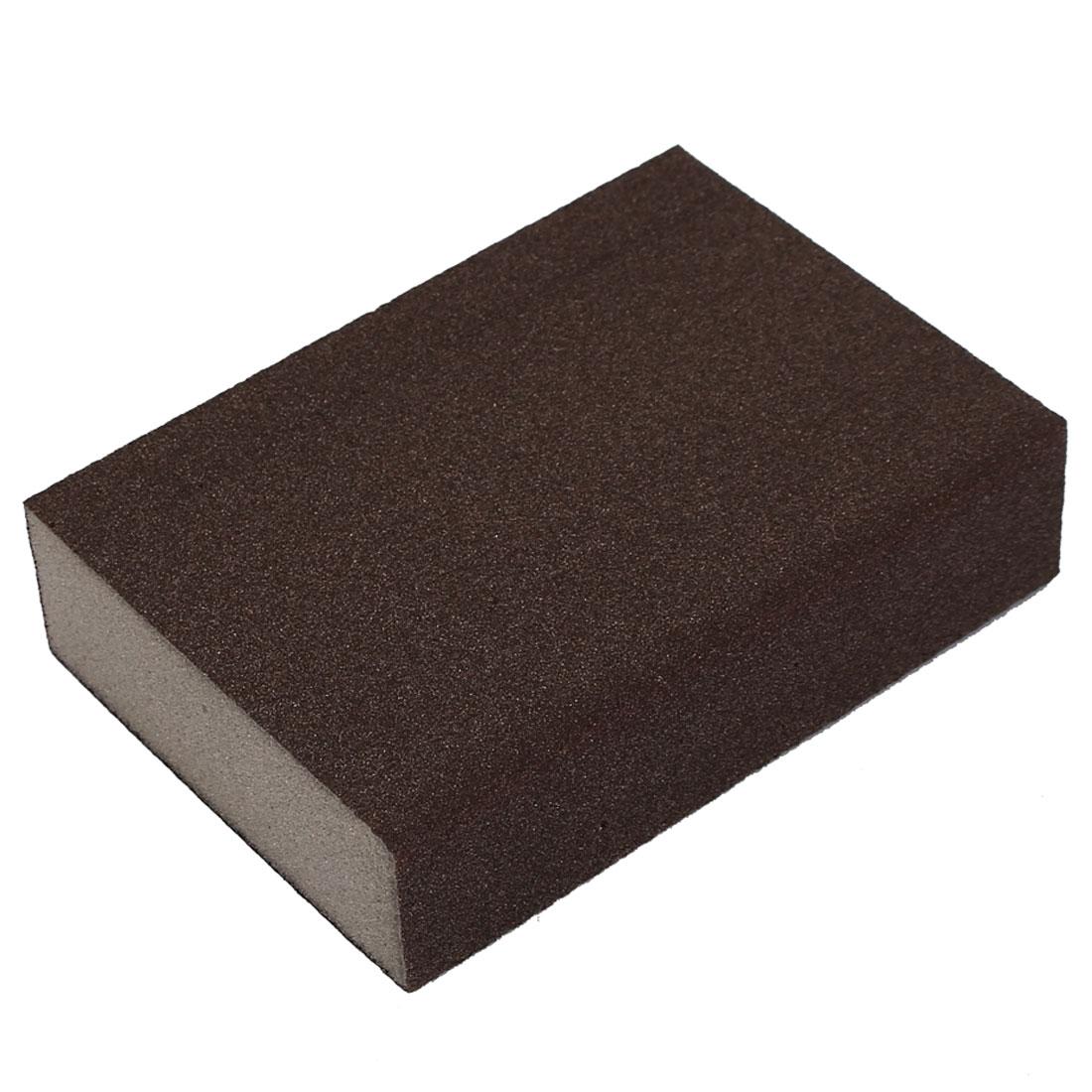 100mm x 70mm x 25mm 180 Grit Sponges Polishing Pad Sanding Block