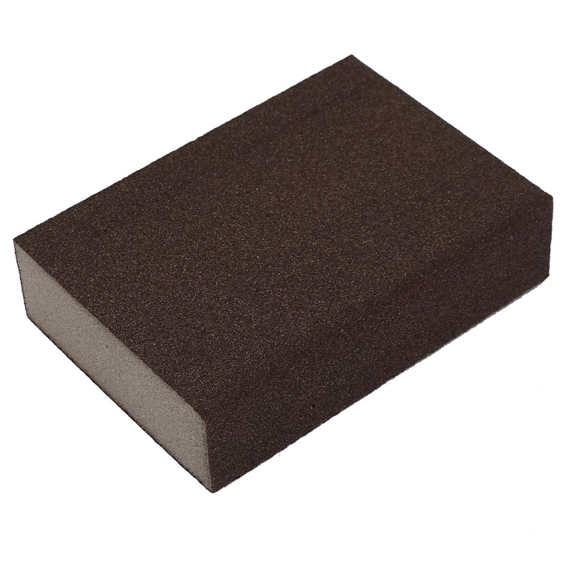100mm x 70mm x 25mm 400 Grit Sponges Polishing Pad Sanding Block