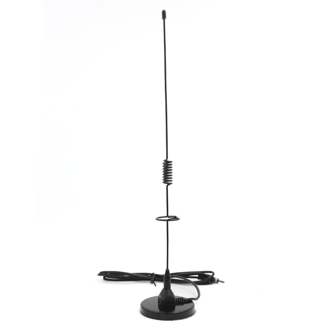 Universal Car Auto Magnetic Base FM/AM Radio Signal Antenna Aerial 45cm Long