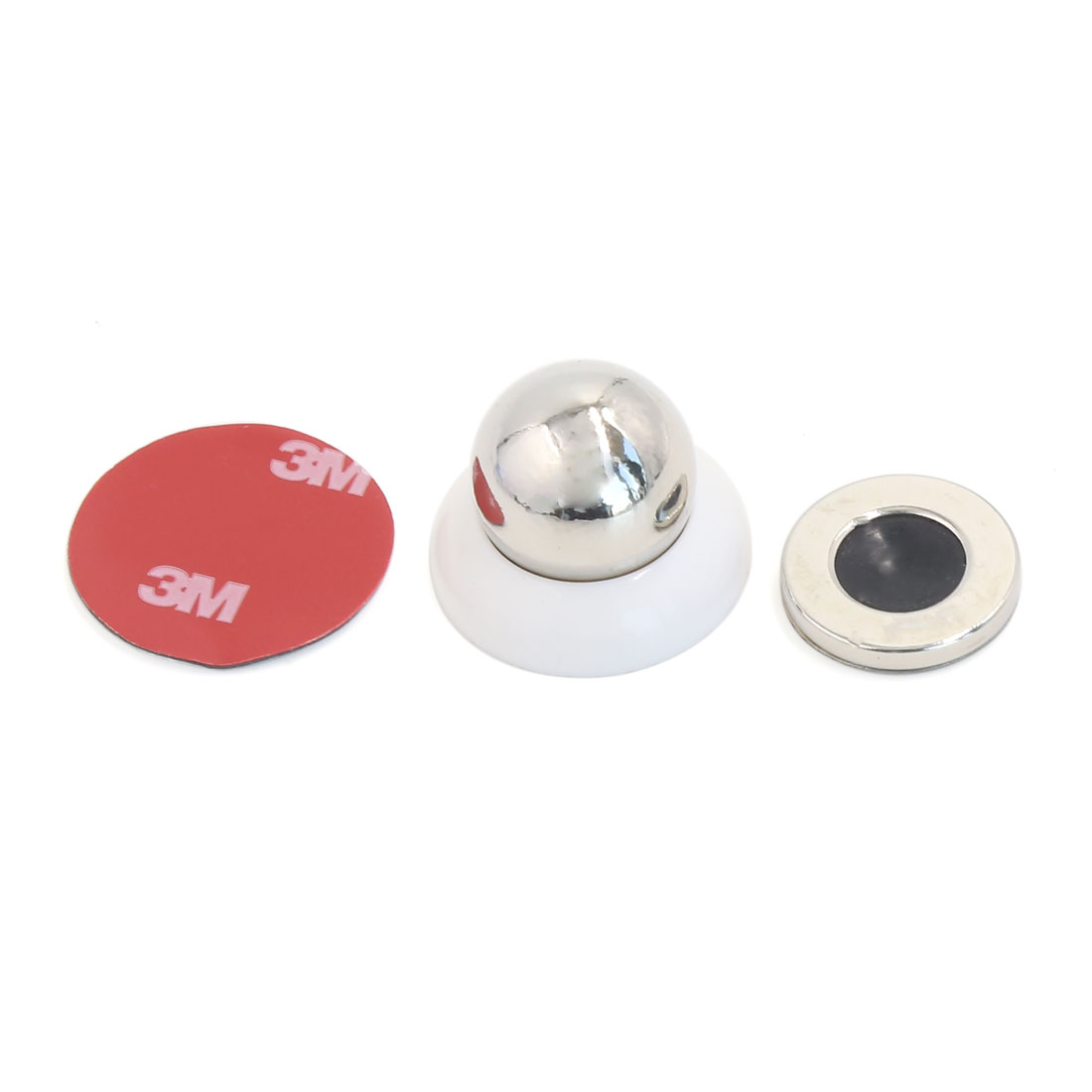 Universal Magnetic Car Mount Sticky Stand Holder for Mobile Cell Phone