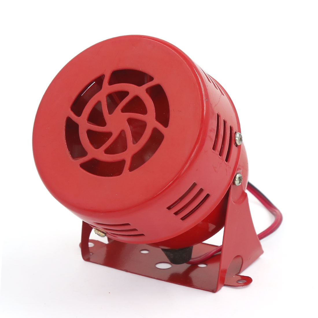 12V 24V Electric Car Truck Motorcycle Driven Air Raid Siren Horn Alarm 100dB