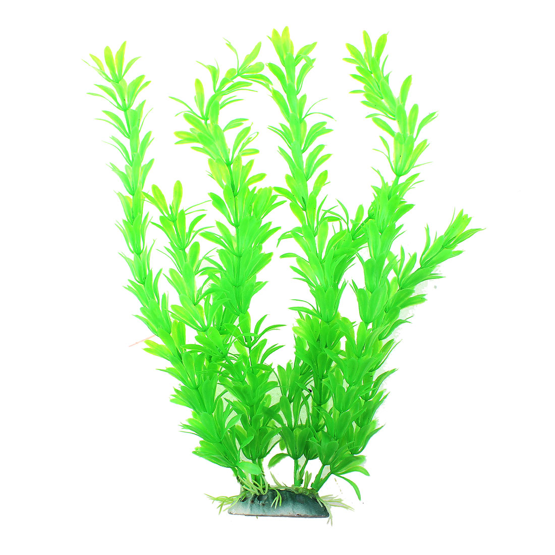 Aquarium Fish Tank Artificial Fake Plant Grass Decor Underwater Ornament Green
