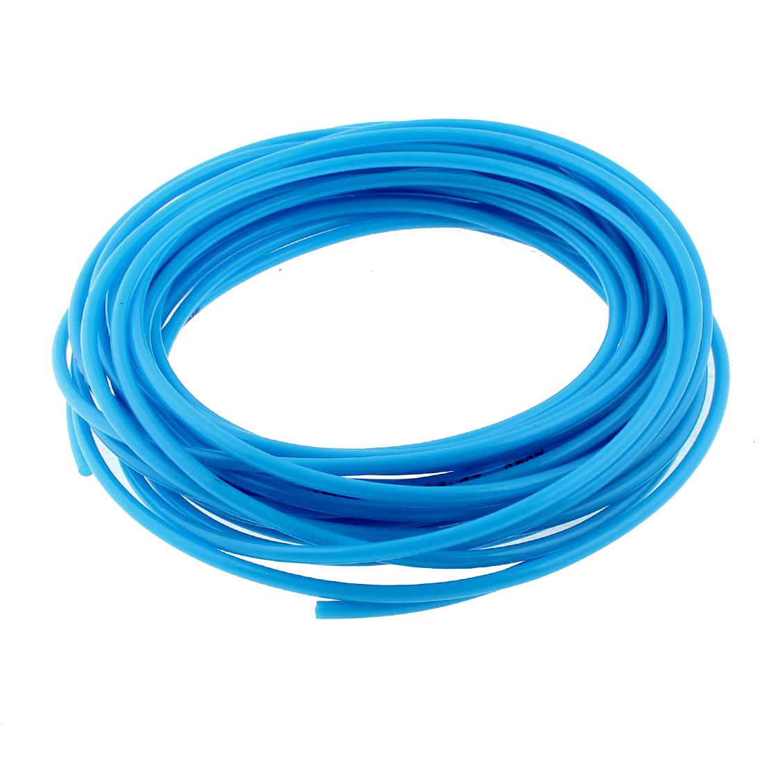 9.8M 32Ft 4mmx2.5mm Blue Air Compressor Line Polyurethane PU Hose Tube Tubing