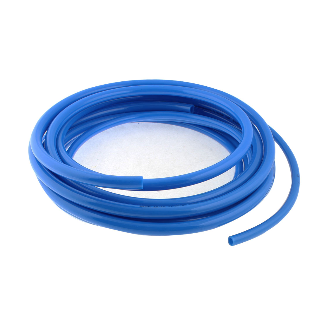 2pcs 4.1M Length 10mmx6.5mm 12mmx8mm Blue Air Compressor Pneumatic Hose Polyurethane PU Pipe Tube Tubing