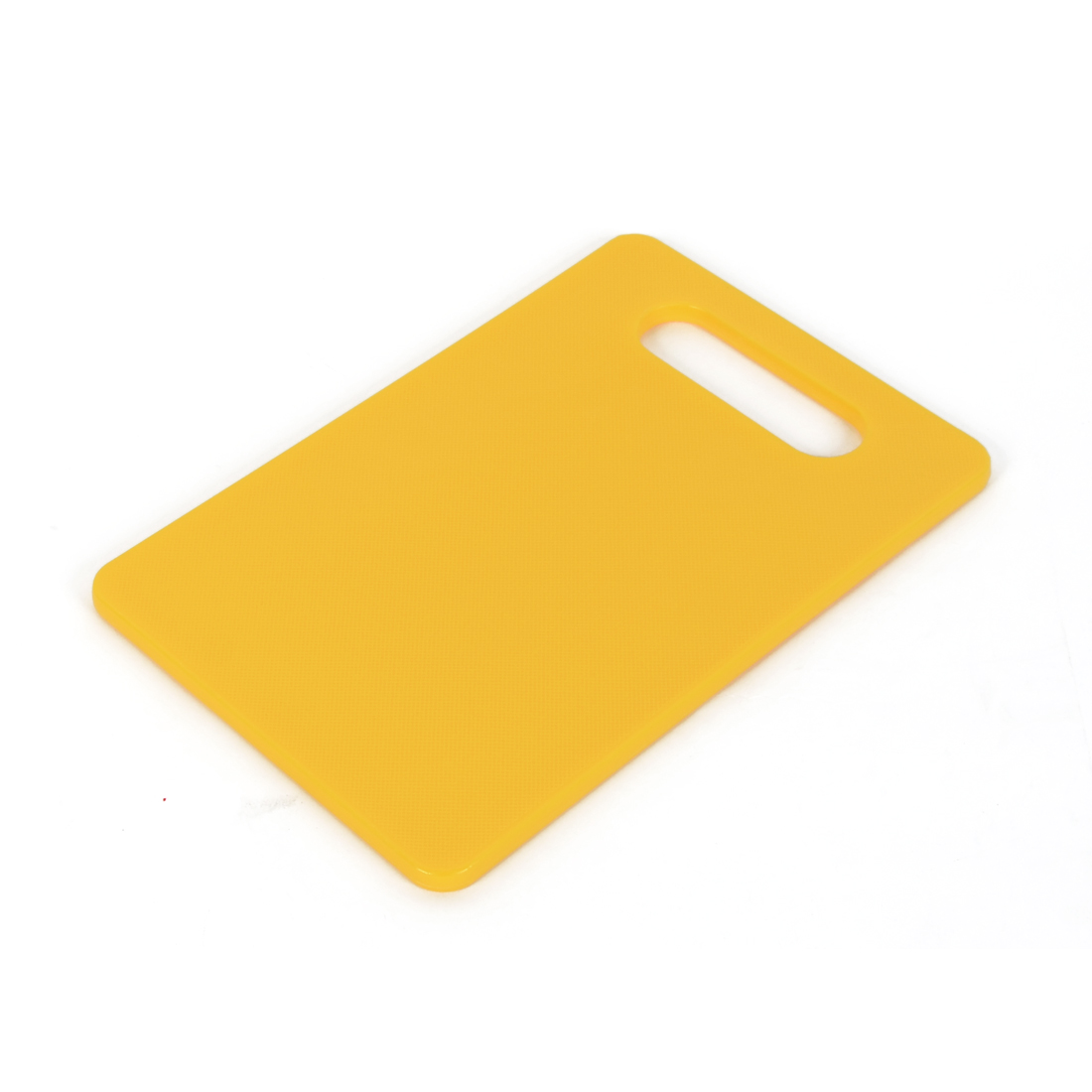 Kitchen Food Plastic Chopping Cutting Slicing Dicing Board Mat Yellow