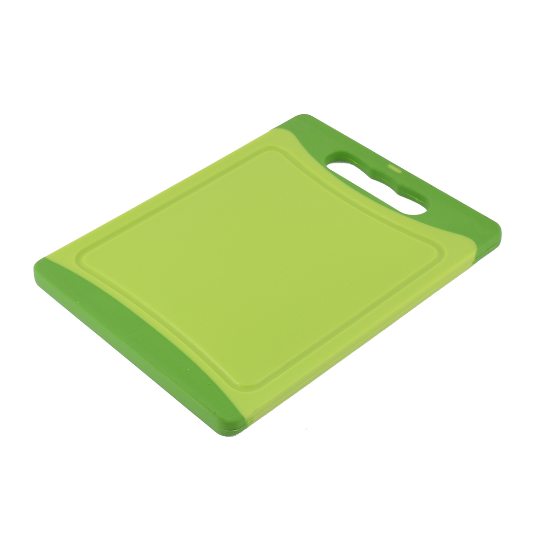 Kitchen Picnic Portable Nonslip Chopping Cutting Slicing Board Mat Green