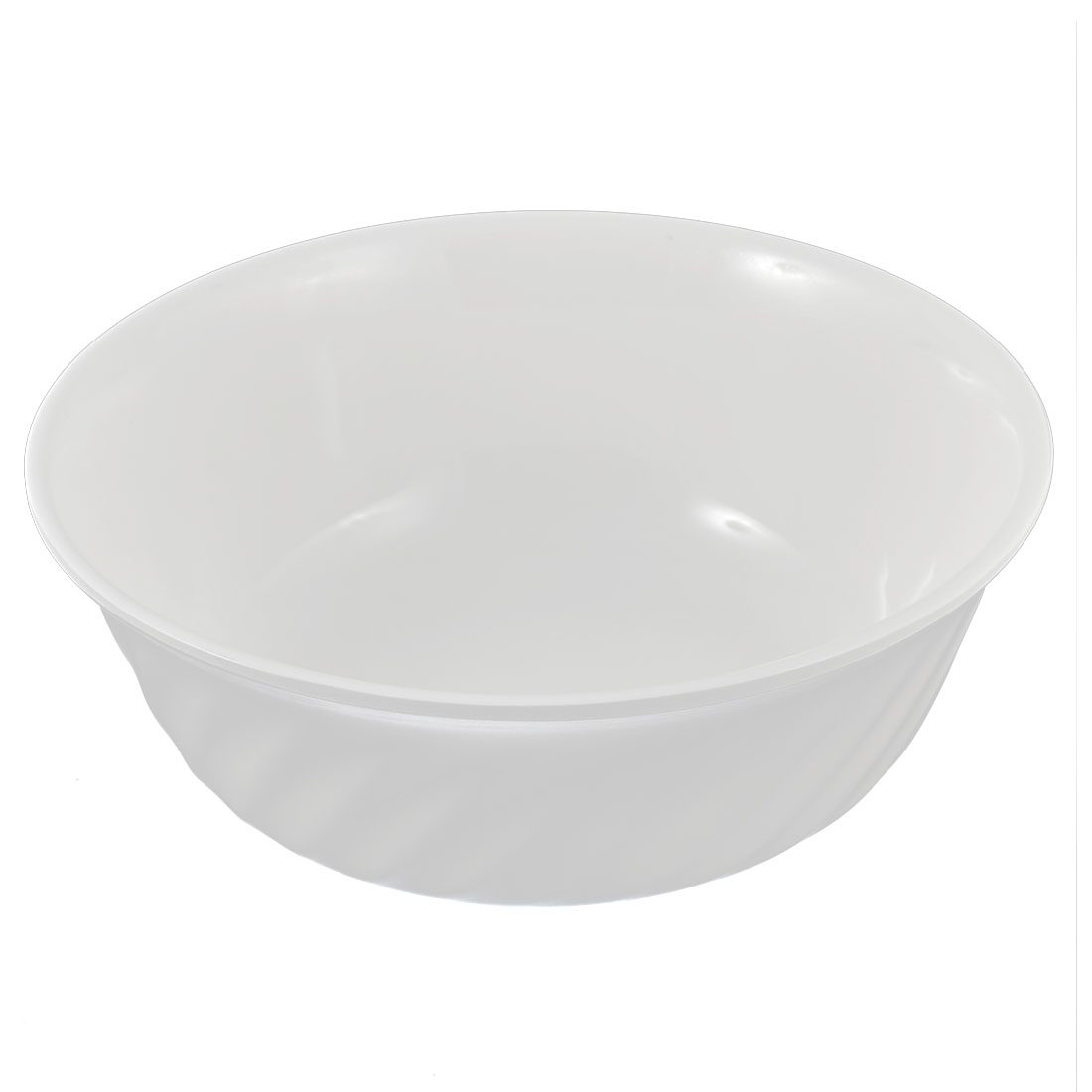 "Home Restaurant Kitchen Party Salad Rice Soup Serving Bowl White 8"" Dia"