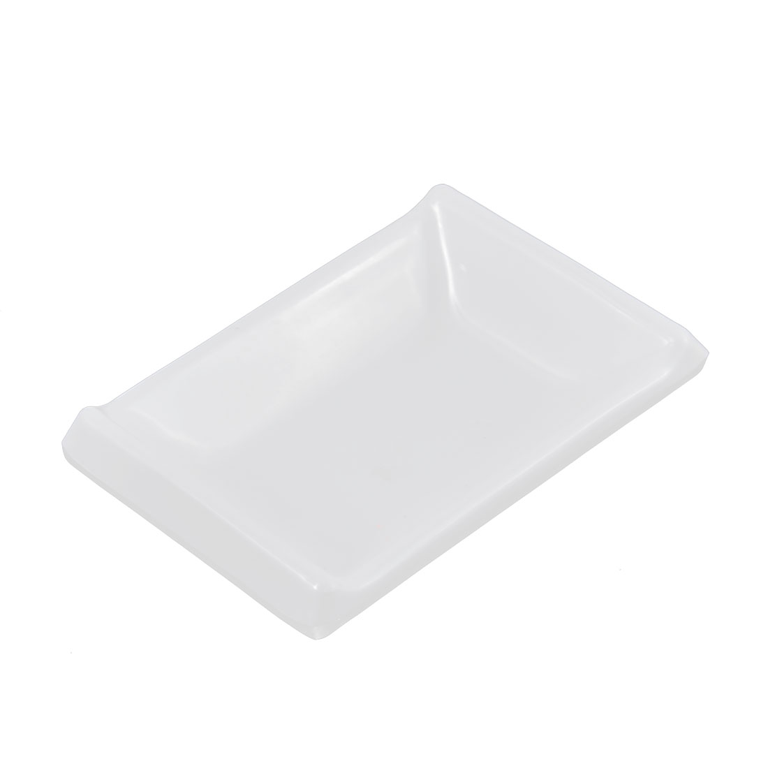 Plastic Sushi Soy Sauce Wasabi Mustard Condiment Serving Dipping Dish Plate