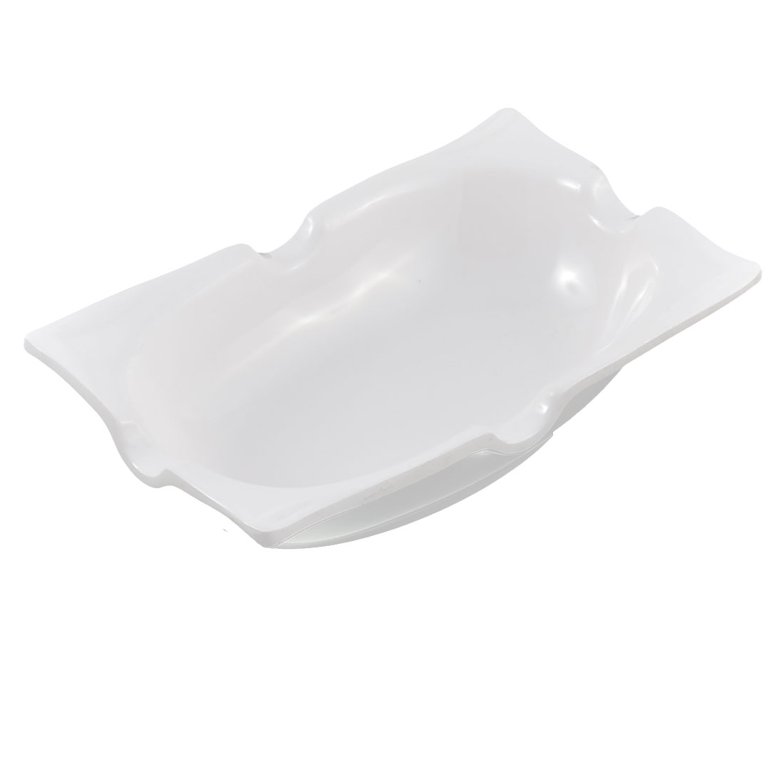 Plastic Sushi Soy Sauce Wasabi Mustard Flavour Serving Dipping Dish Plate