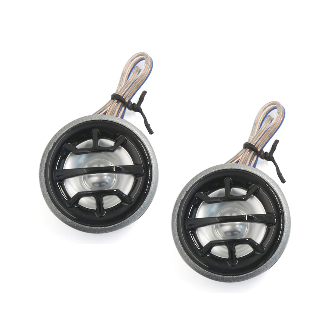 130W Super Power Car Speaker Audio System Loud Dome Tweeter Speakers 2 Pcs
