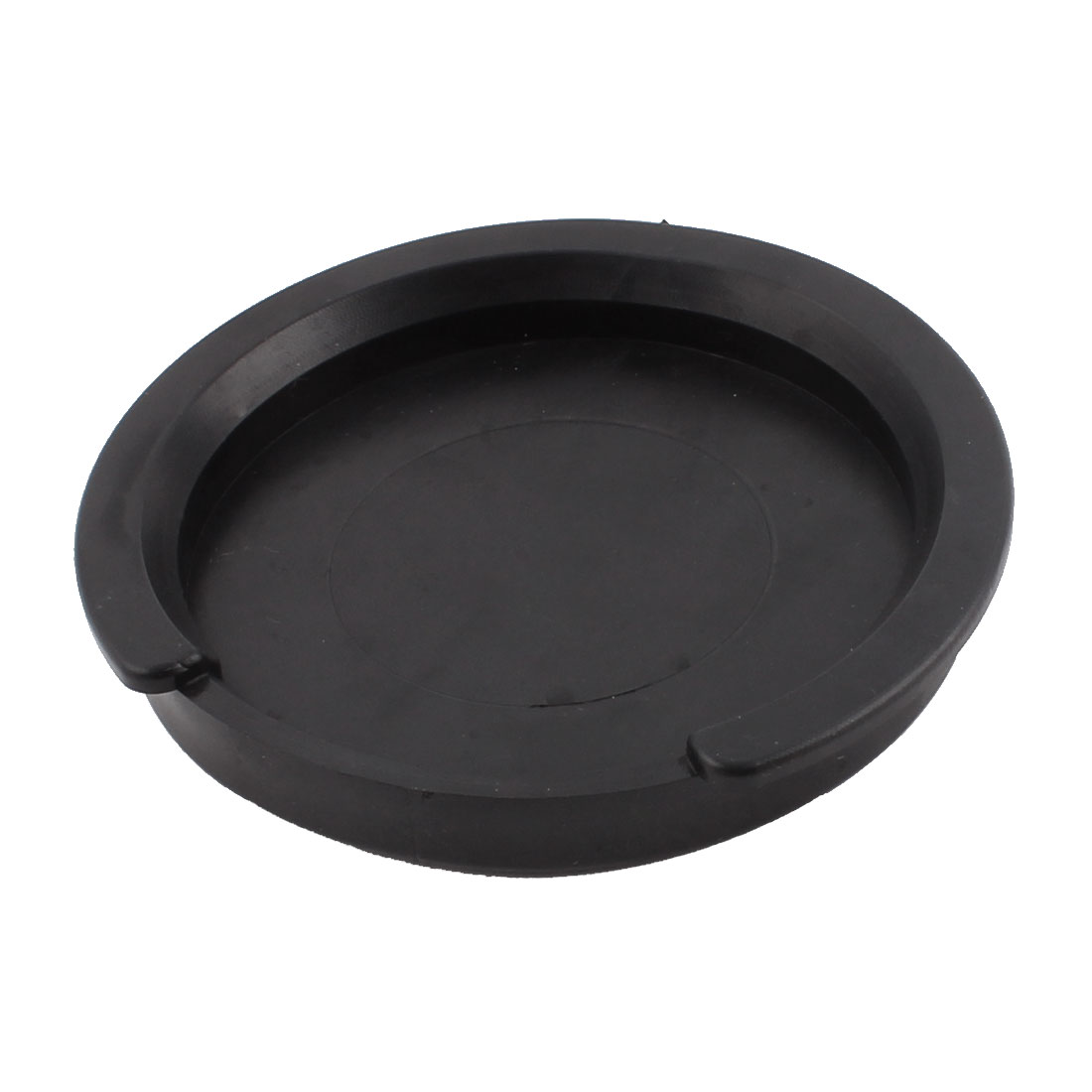 Instrument Acoustic Guitar Sound Hole Rubber Round Cover Block Protector Black