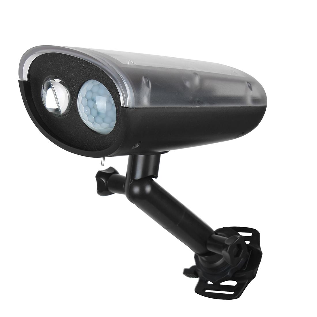 3W Wireless Solar Motion Detect LED light Lighting Outdoor Garden Lamp Waterproof IP66