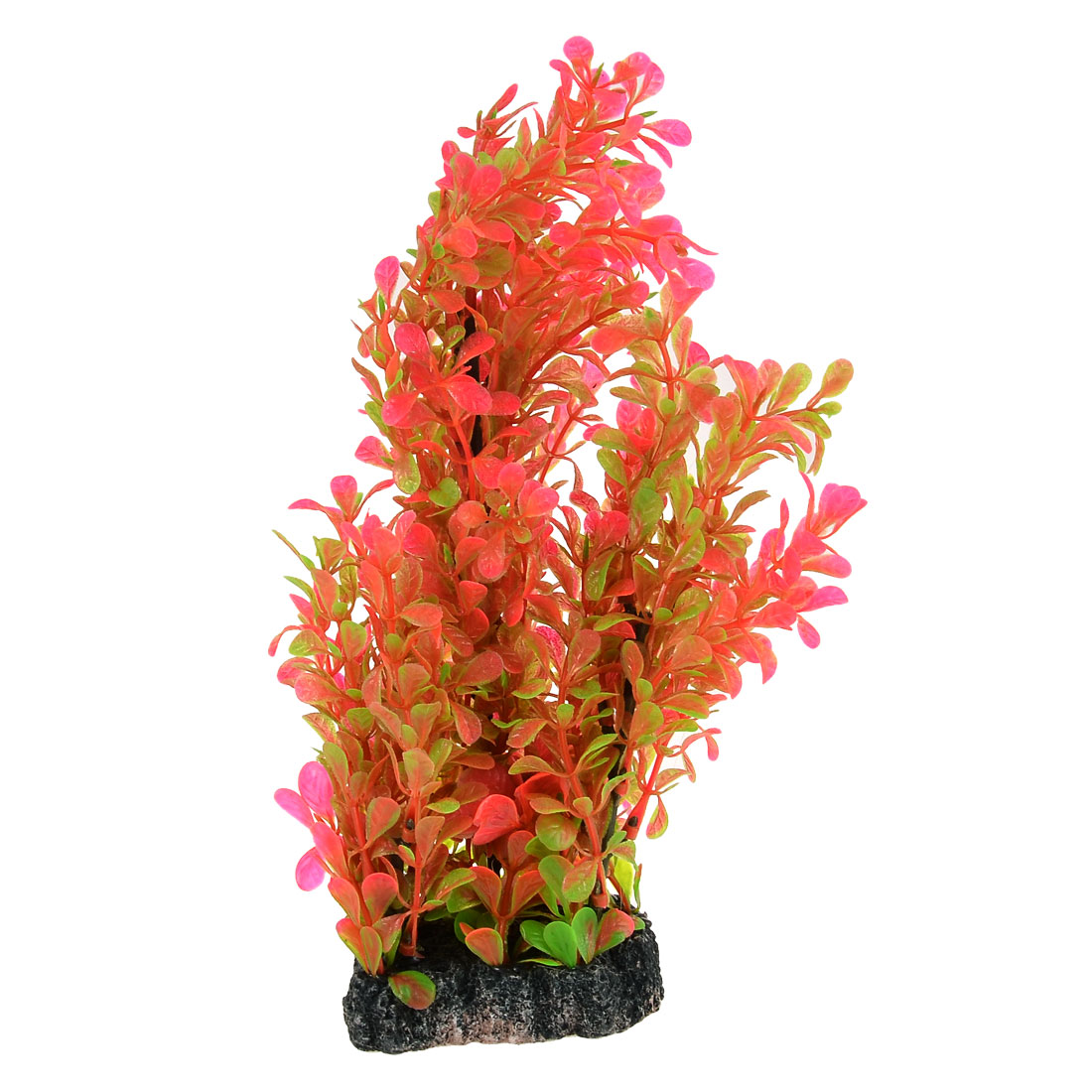 Fish Tank Aquarium Plastic Plant Landscape Underwater Grass Ornament