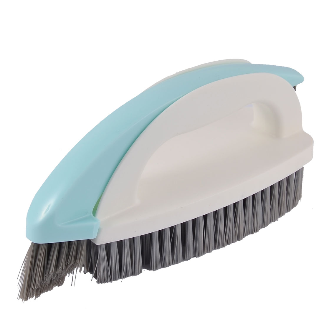 House Kitchen Plastic Ship Shaped Floor Gap Cleaning Scrubbing Brush