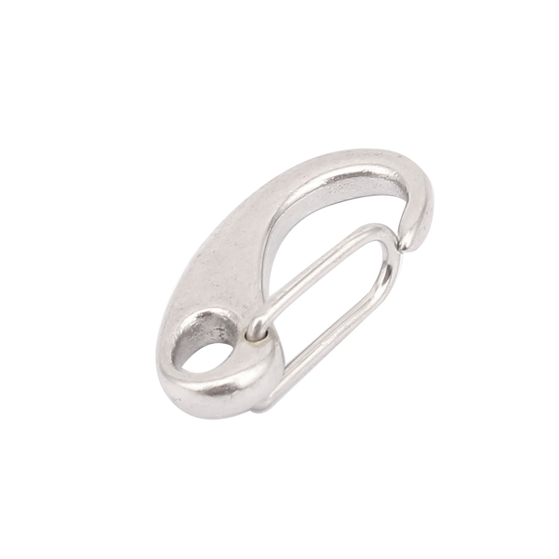Stainless steel egg Quick Link Carabiner Snap Hook Clip 30mm Lenght