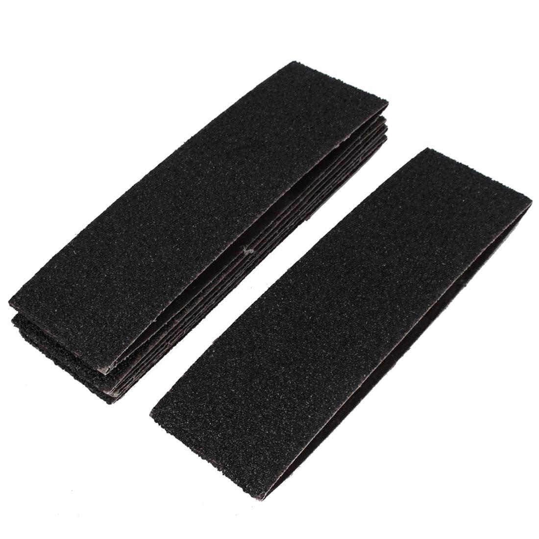 610mmx100mm 24 Grit Sanding Belts Sander Grinder Woodworking Tool 5pcs
