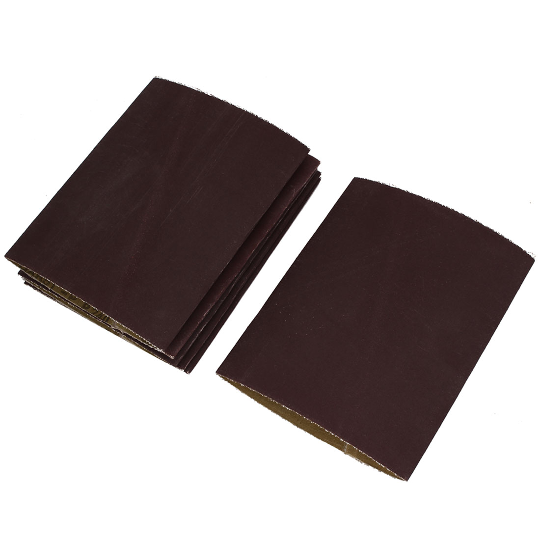 Woodworking 340mmx210mm 240 Grit Abrasive Sanding Belt Sandpaper 6pcs