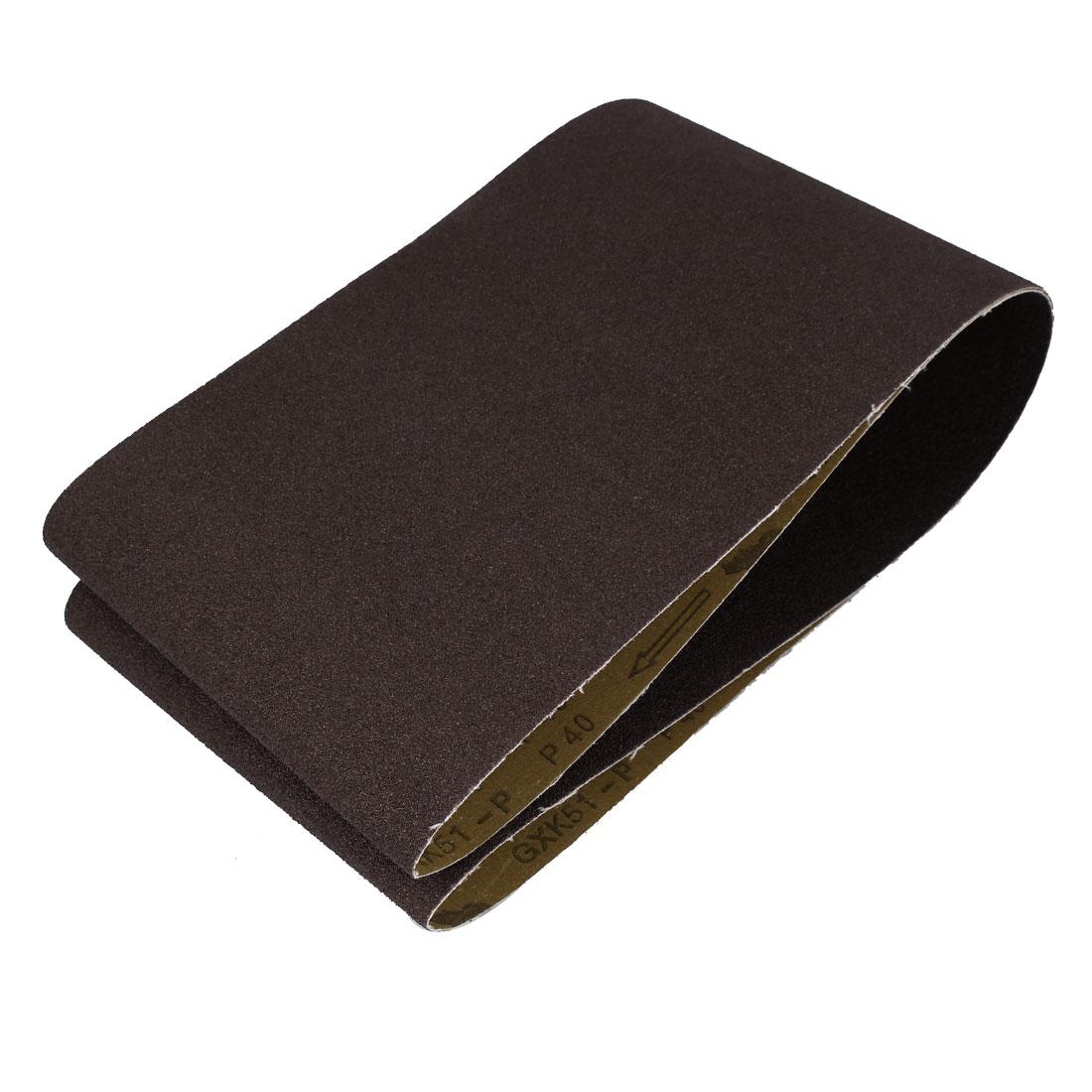 Woodworking 1520mmx200mm 40 Grit Abrasive Sanding Belt Sandpaper