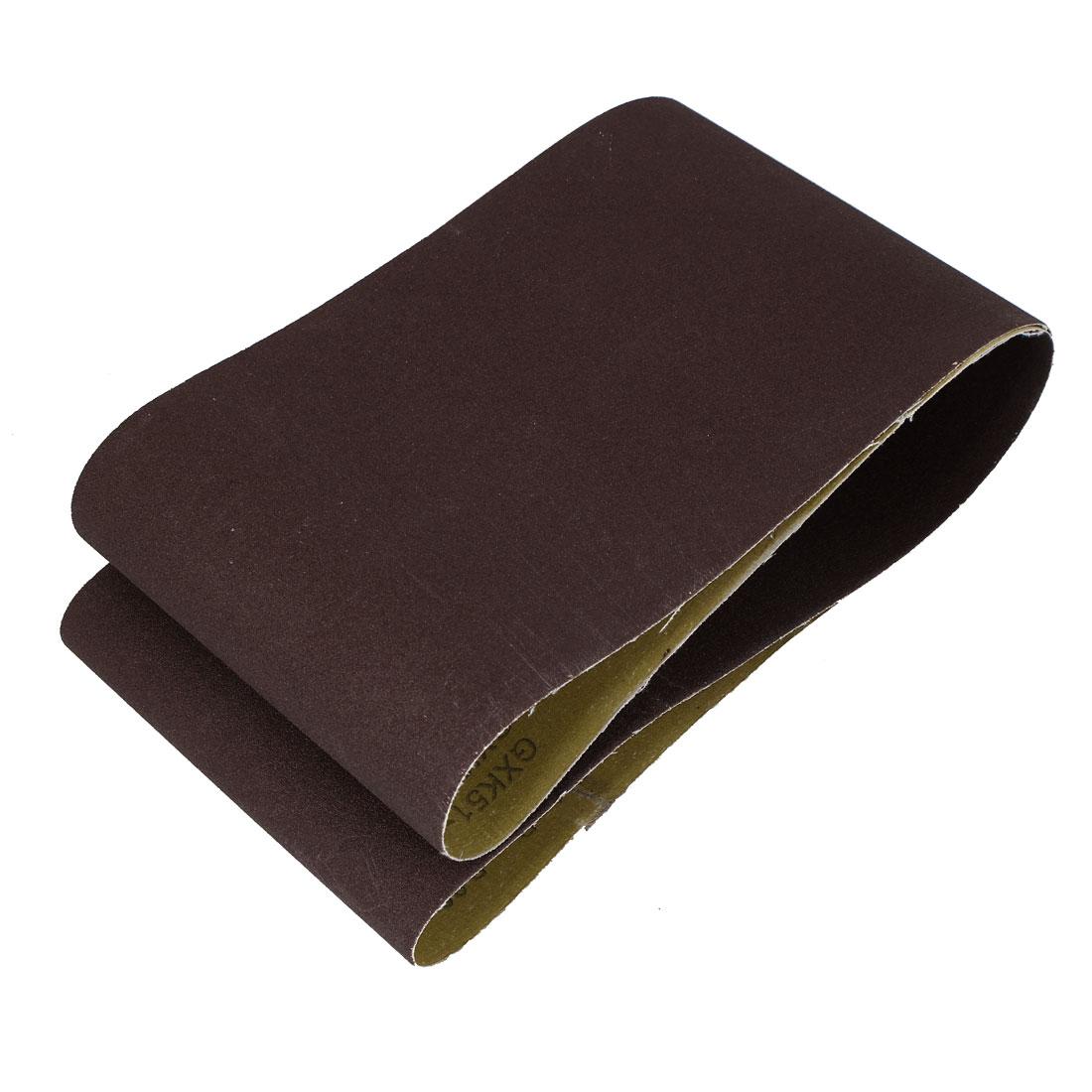 Woodworking 1520mmx200mm 80 Grit Abrasive Sanding Belt Sandpaper