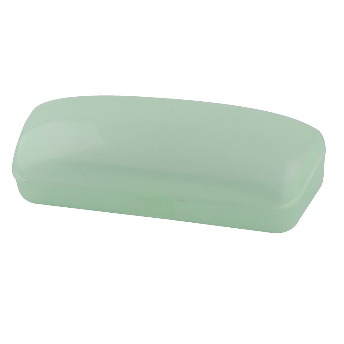Plastic Spectacles Eyeglasses Eyewear Glasses Storage Case Box Holder Green