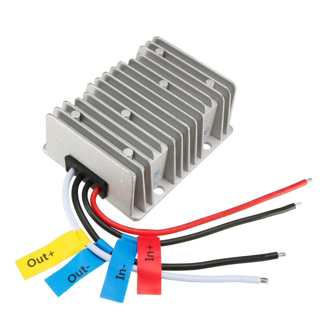 BIG-Size Voltage Buck Converter Regulator DC 48V Step-Down to DC 24V 15A 360W Waterproof Power Transformer