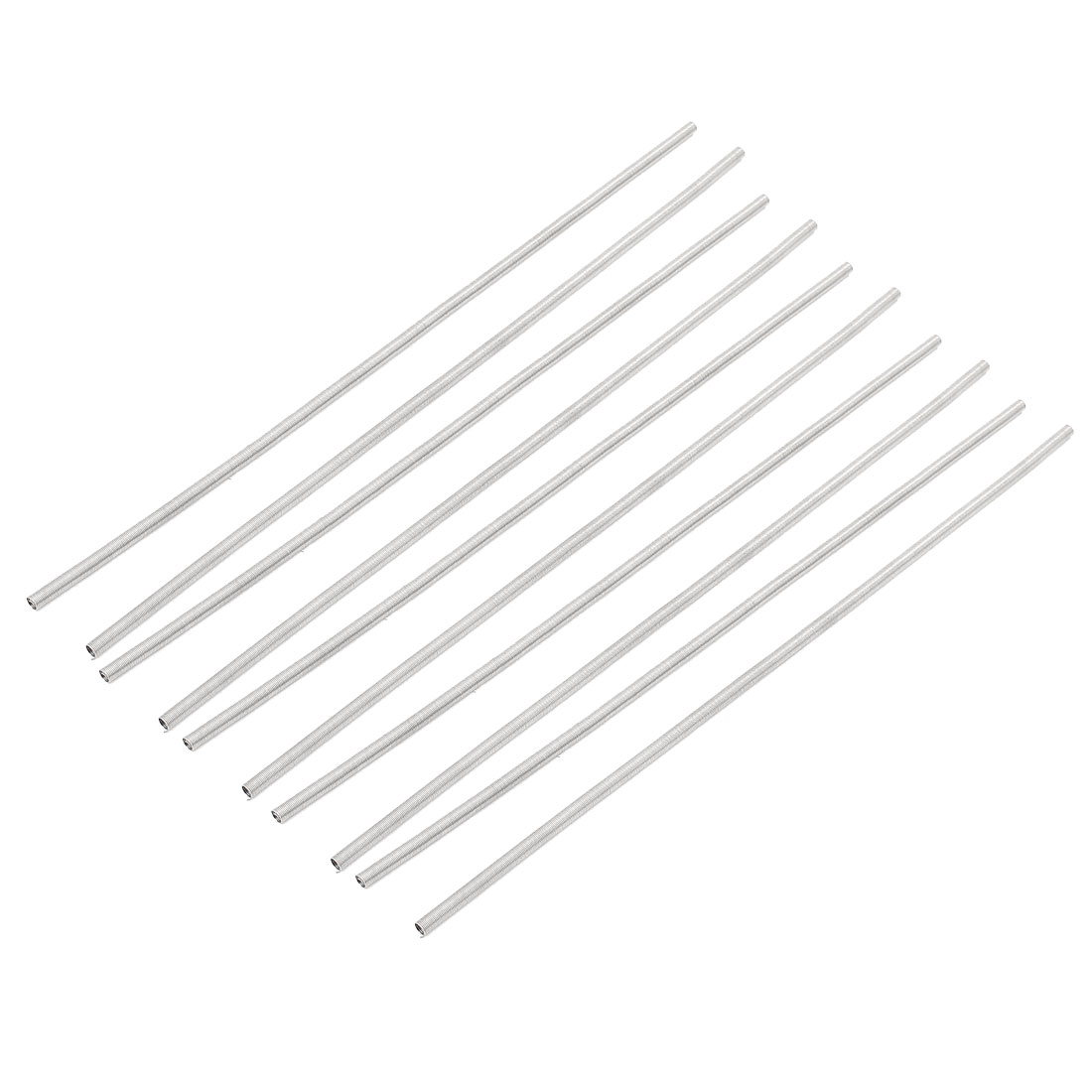 10PCS 262x4mm Forging Pottery Heating Heater Element Wire Coil 600W AC 220V