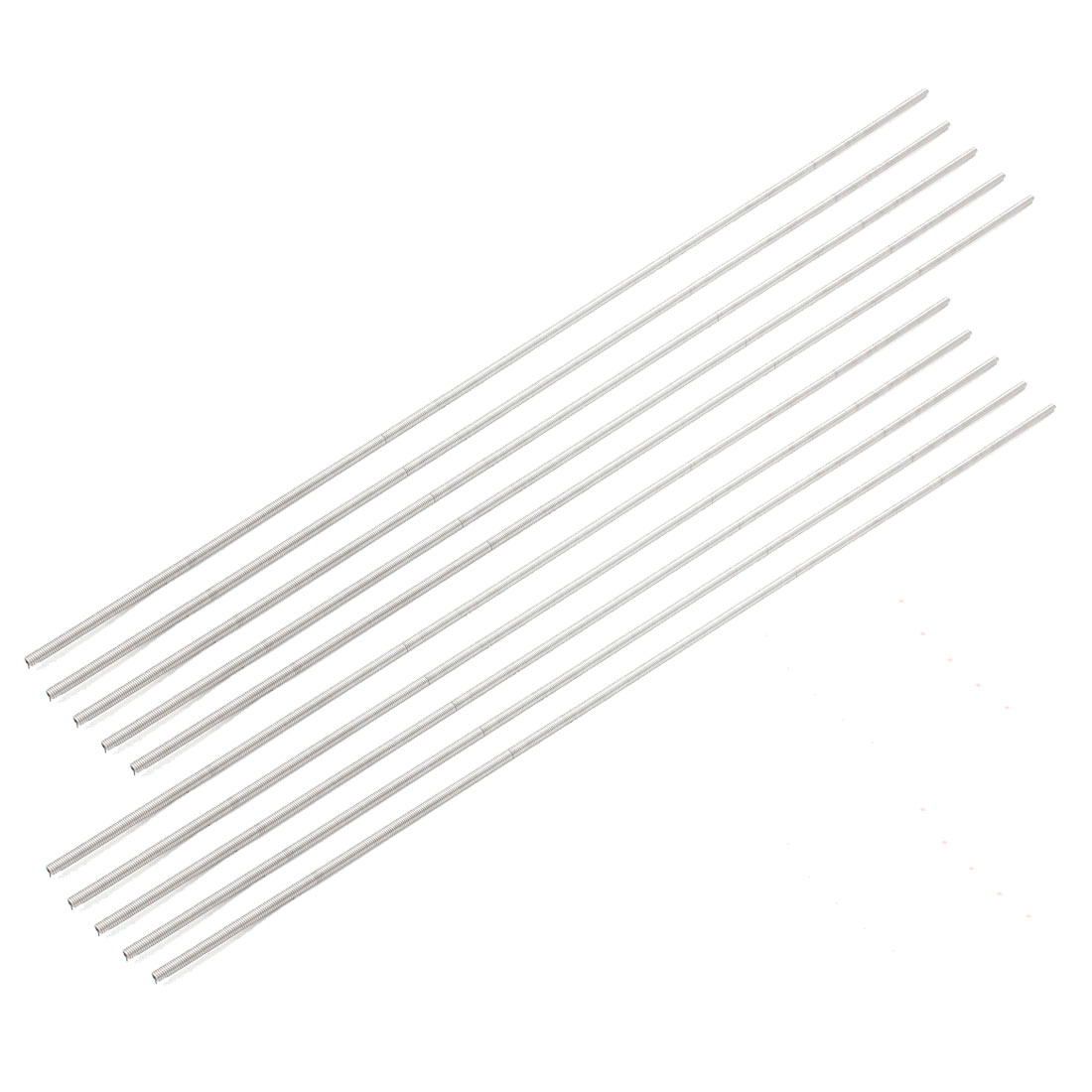 10PCS 700x6mm Forging Pottery Heating Heater Element Wire Coil 2000W AC 220V