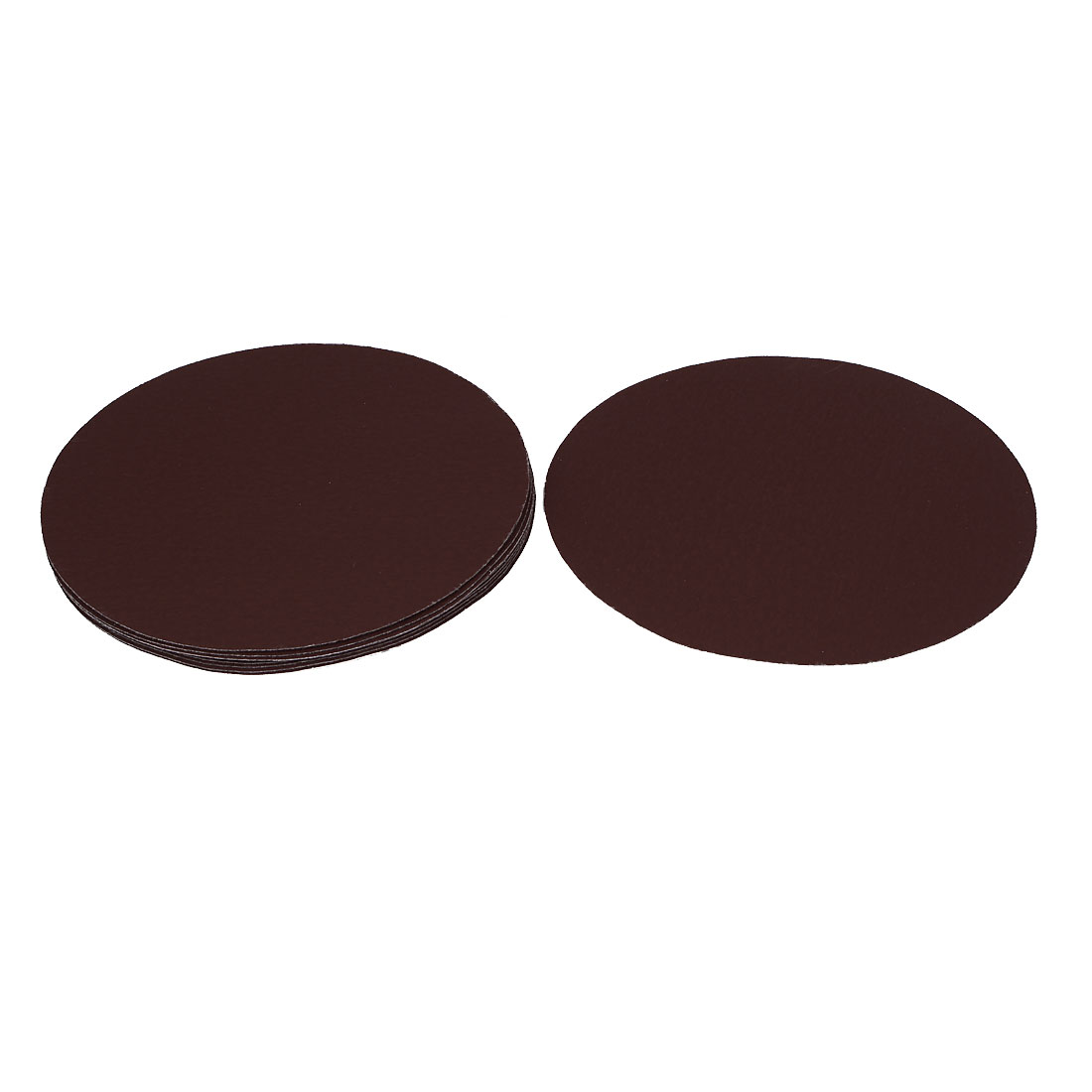"8"" Dia Polishing Round Abrasive Sanding Sandpaper Sheet Disc 1500 Grit 10 Pcs"