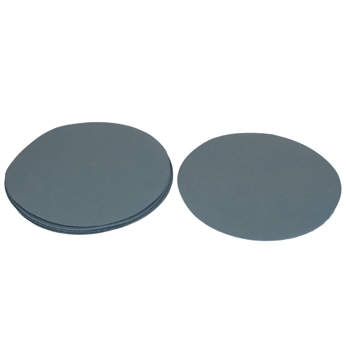 "8"" Dia Wet Dry Silicone Carbide 3000 Grit Polishing Sand Paper 10pcs"