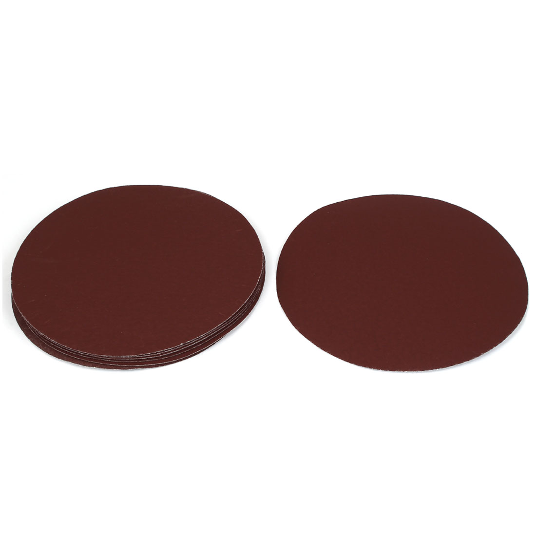 "7"" Dia Polishing Round Abrasive Sanding Sandpaper Sheet Disc 2000 Grit 10 Pcs"
