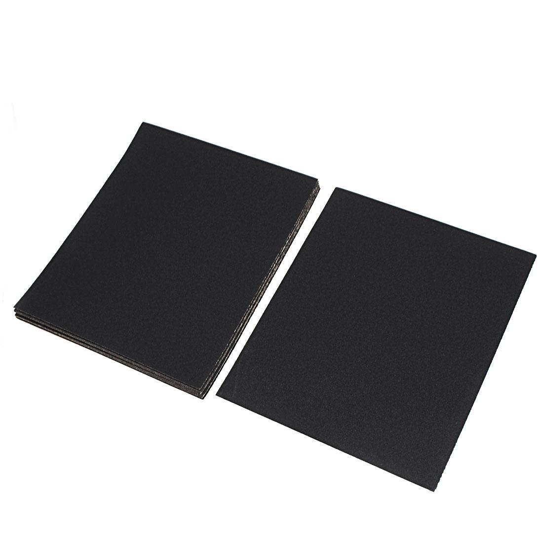 Grinding Polishing Tool Abrasive Sanding Sandpaper 100 Grit 10pcs