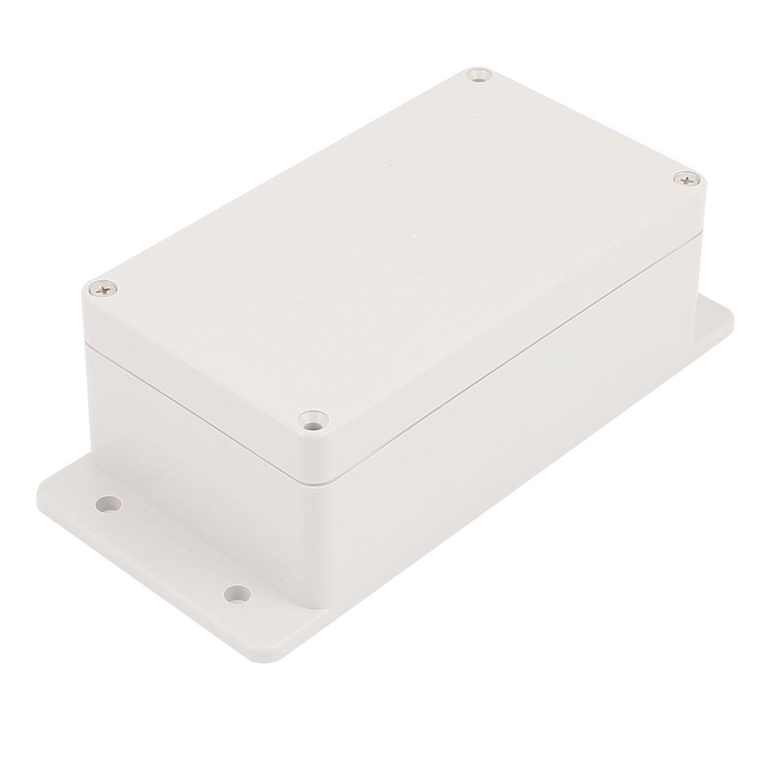 Dustproof IP65 Rectangle Enclosure Case DIY Electronic Wiring Junction Box