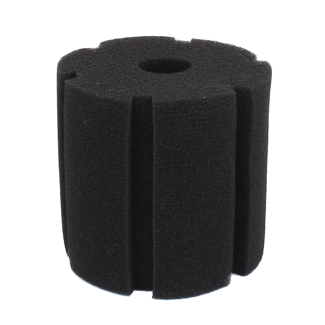 Aquarium Fish Tank Biochemical Filter Sponge 12cm x 11.5cm Black