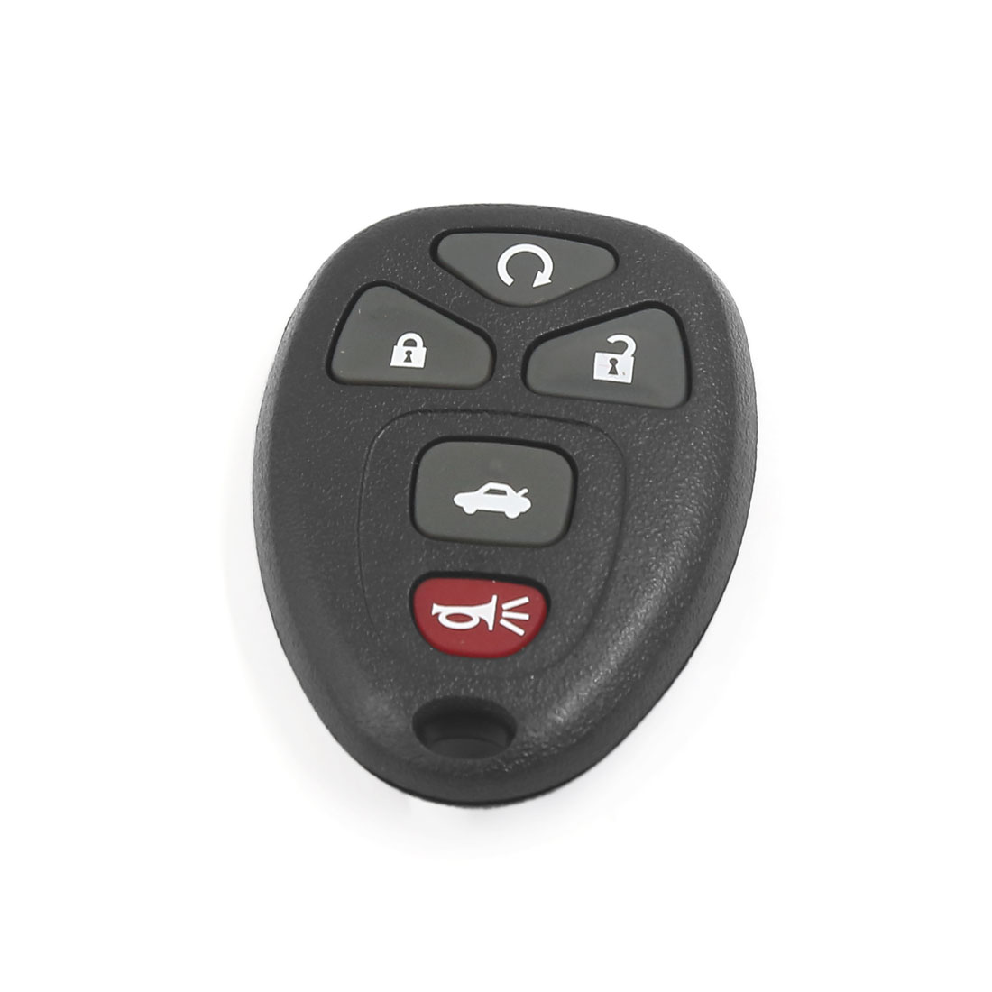 New Car Replacement Keyless Entry Remote Key Fob Clicker Transmitter for Chevrolet Buick Saturn 22733524 KOBGT04A 5 button