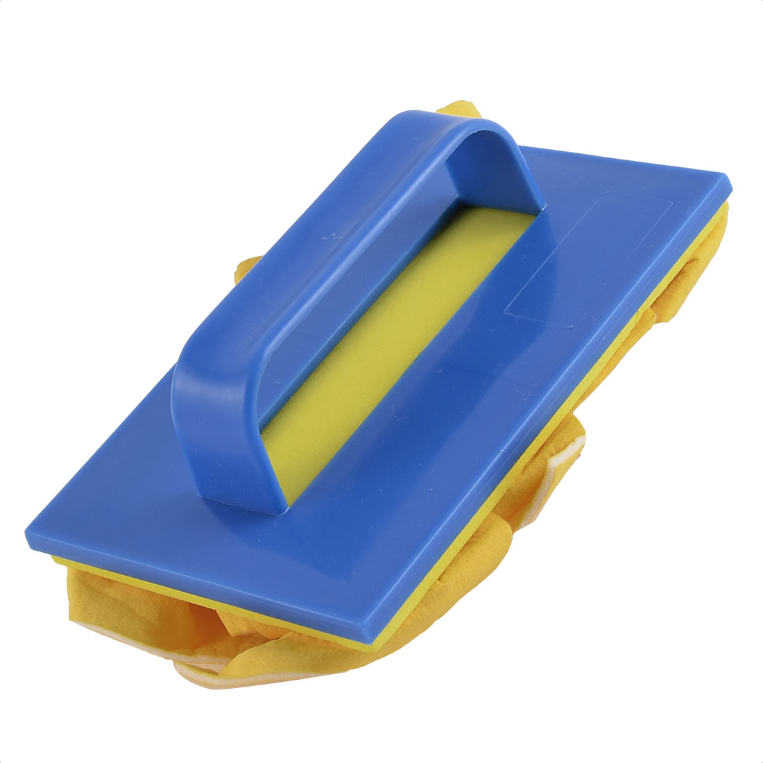 PX004 Plastic Handle Wall Paper Applicator Embossing Paint Tool Blue Yellow