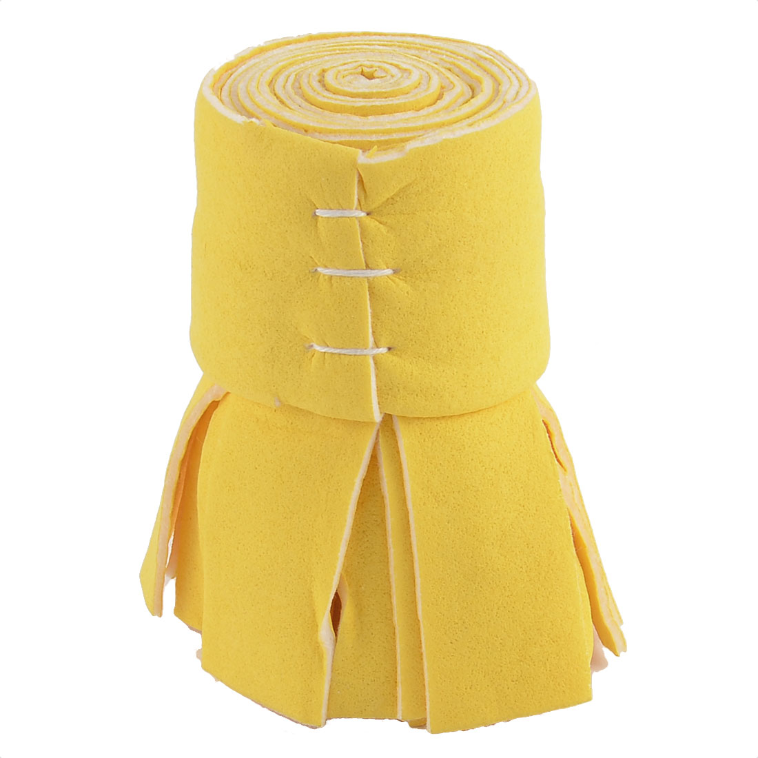 PX011 Cylindrical Wall Paper Paint Embossing Applicator DIY Tool Yellow