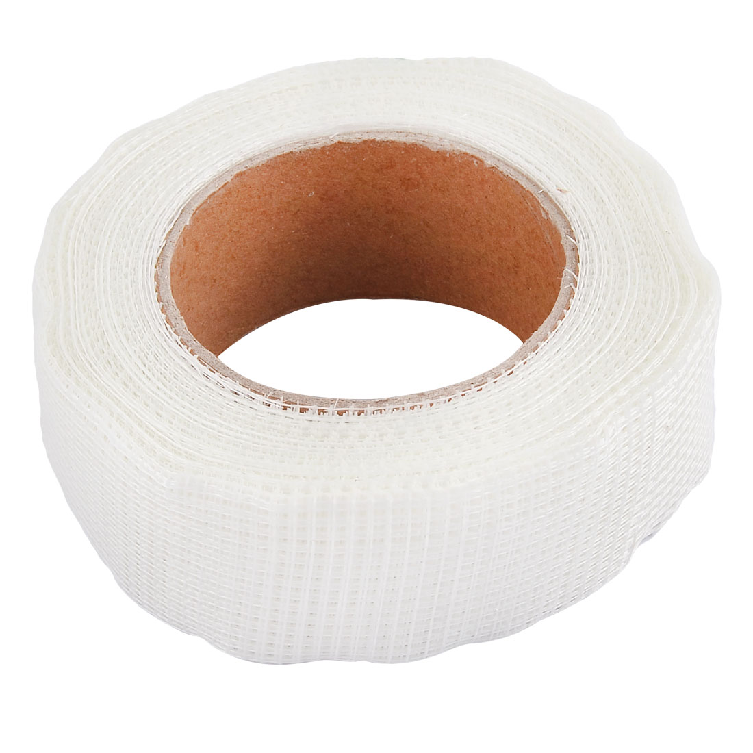 Sheetrock Drywall Fiberglass Cloth Mesh Joint Tape Roll Off White 13.5cm Dia