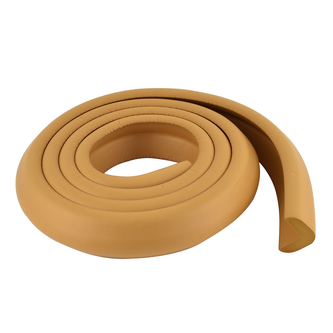 Home Safety Furniture Proofing Corner Edge Guard Protector Cushion Coffee Color
