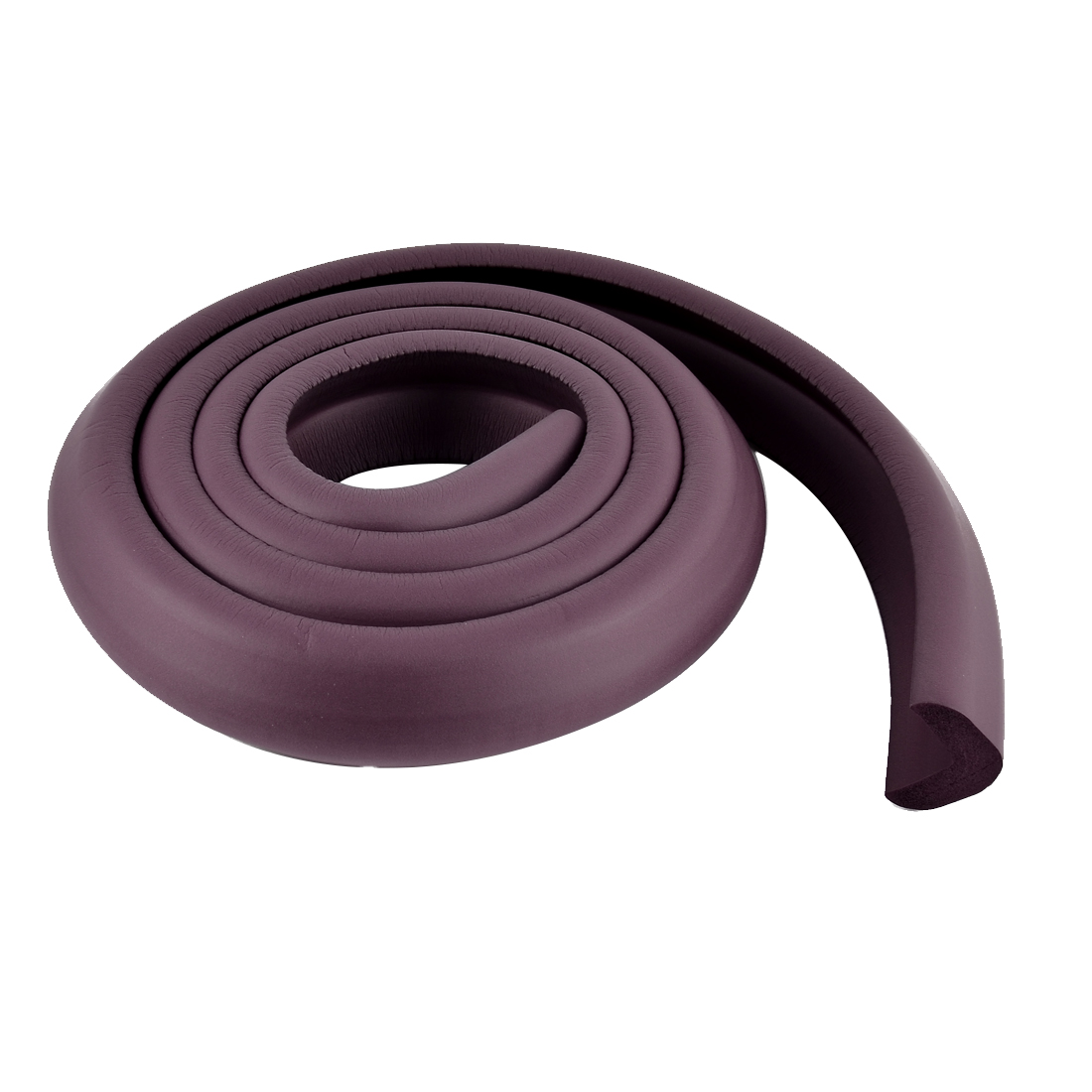 Home Safety Furniture Table Corner Edge Guard Protector Bumper Cushion Purple