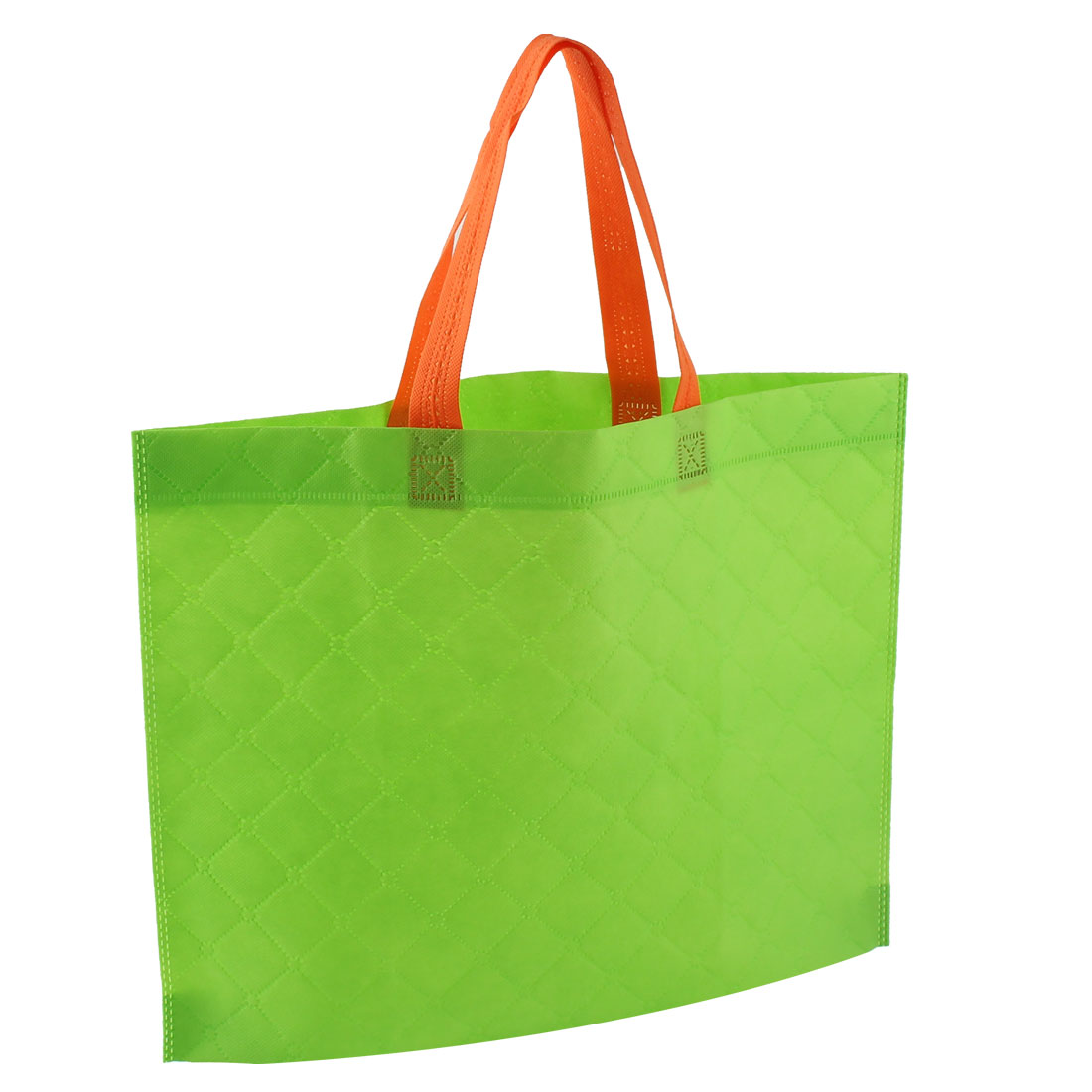 "16.9"" Length Non-Woven Reusable Shopping Bag for Saving Resources"