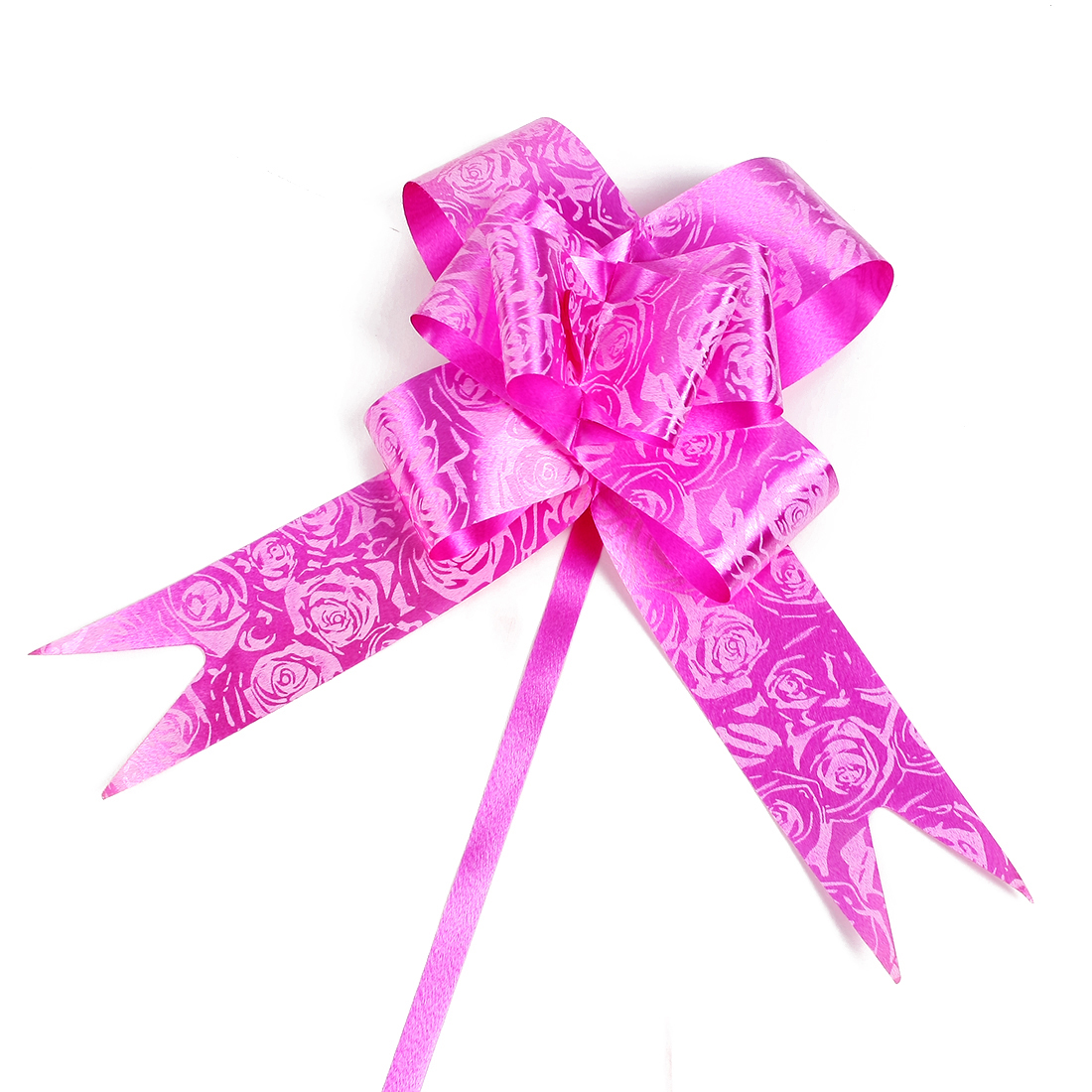 Wedding Party Gift Wrapping Ribbon Pull Bow Ornament 3cm Width 180pcs