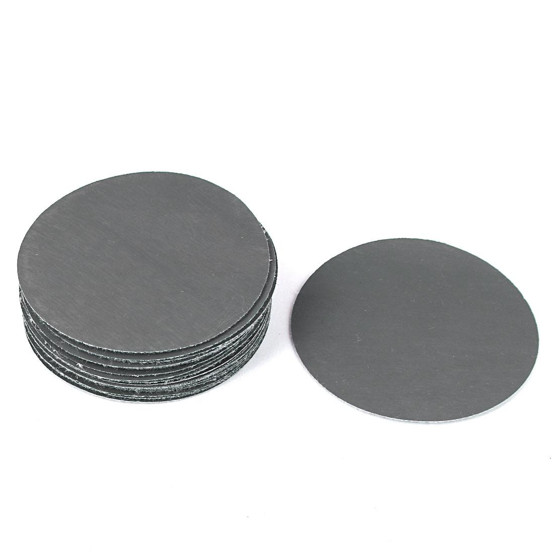 """3"""" Dia 3000 Grit Abrasive Sanding Disc Sandpaper 20pcs for Oscillating Tool"""