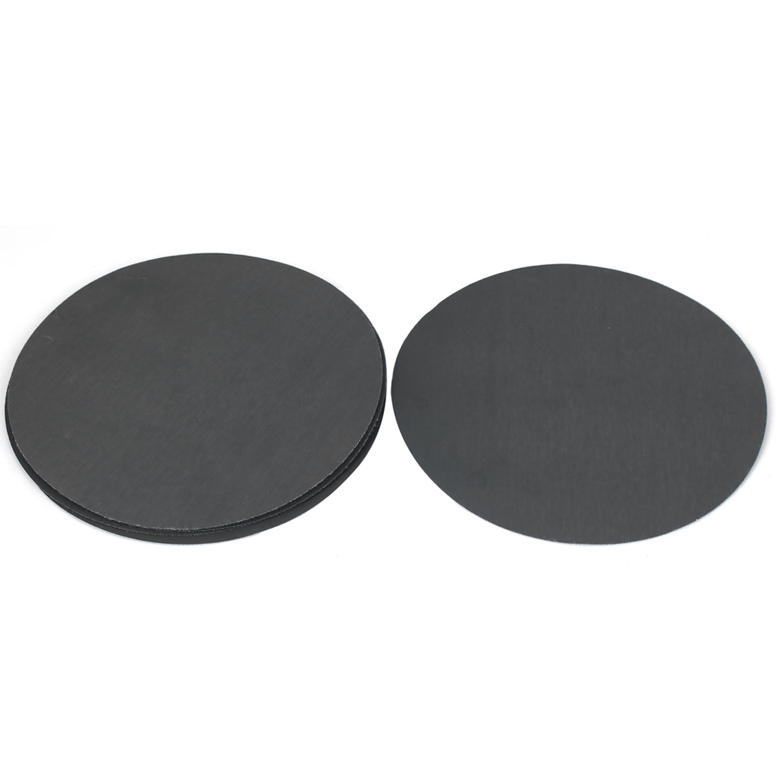 15cm Dia 3000 Grit Abrasives Grinding Hook and Loop Sanding Paper Disc 5 Pcs
