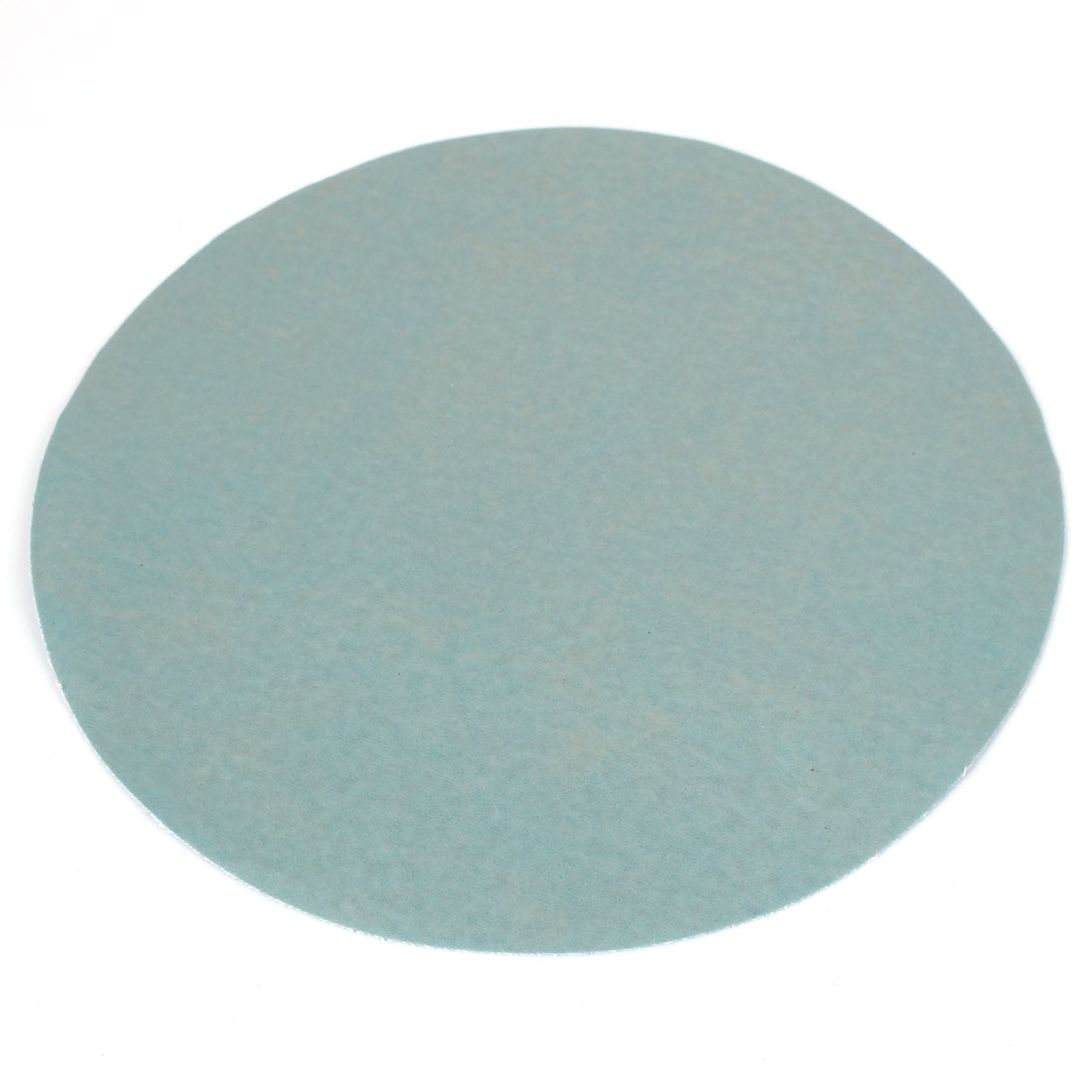 17cm Dia 7000 Grit Abrasive Polishing Hook and Loop Sanding Disc Light Green