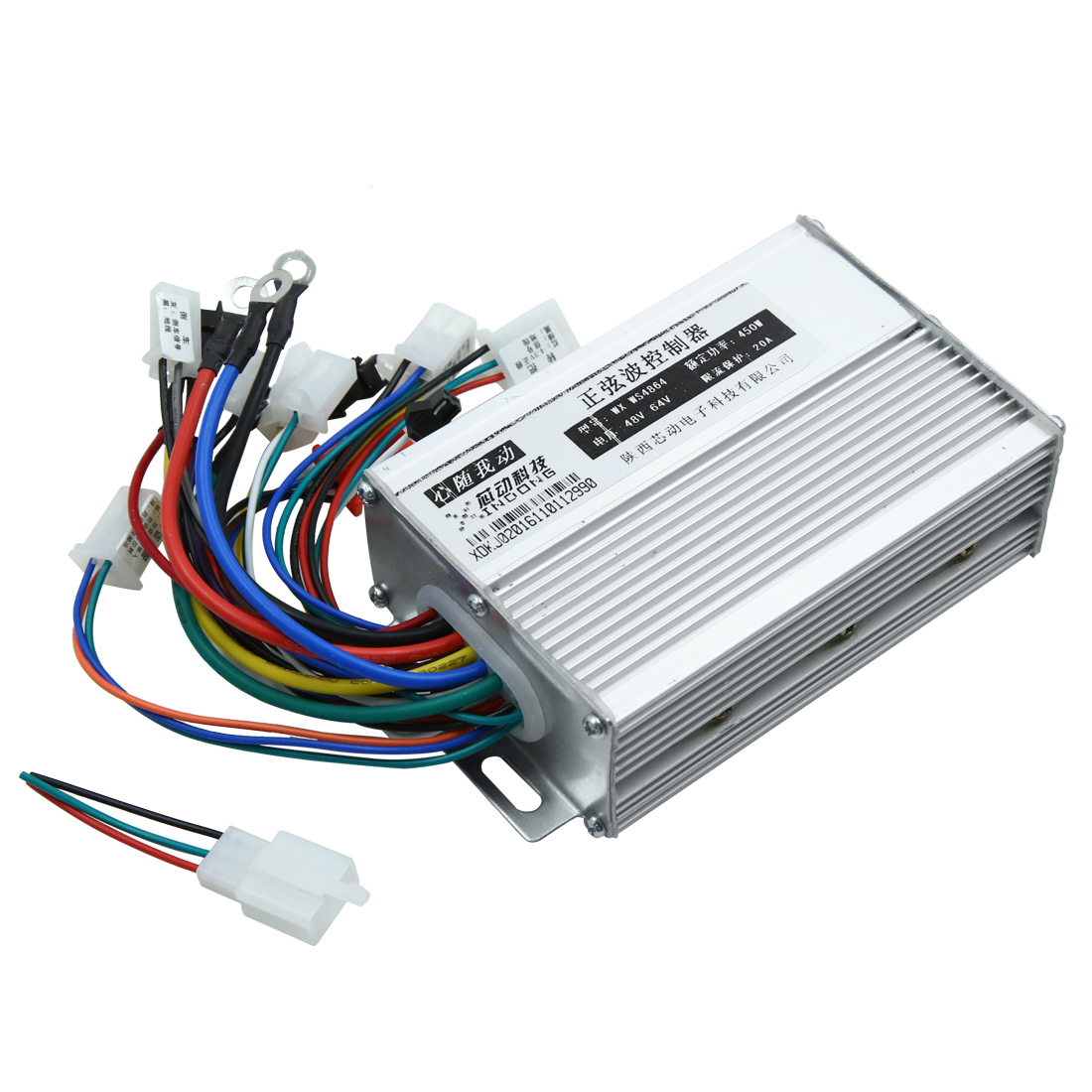48-64V 450W 20A Electric Bike Bicycle Brushless Speed Motor Controller