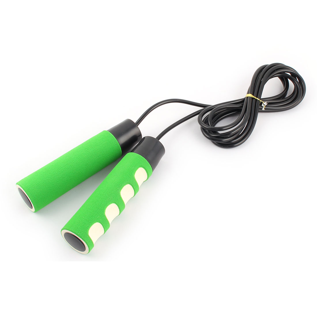 Sports Keep Fit Exercise Easy Grip Portable Skipping Jump Rope 280cm Length