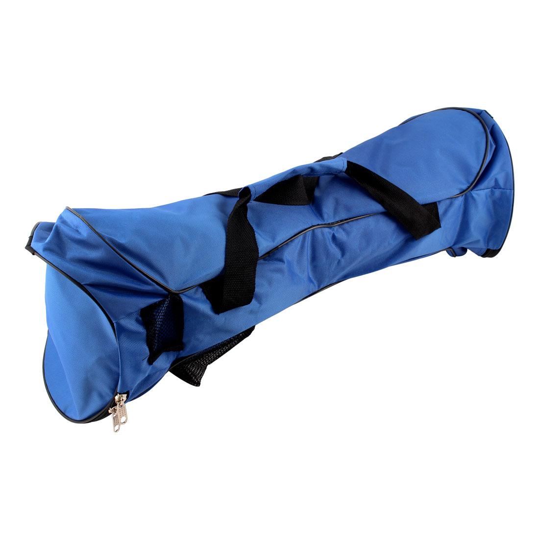"Self Balancing Wheel Carry Bag Case Backpack Blue 9"" Diameter"