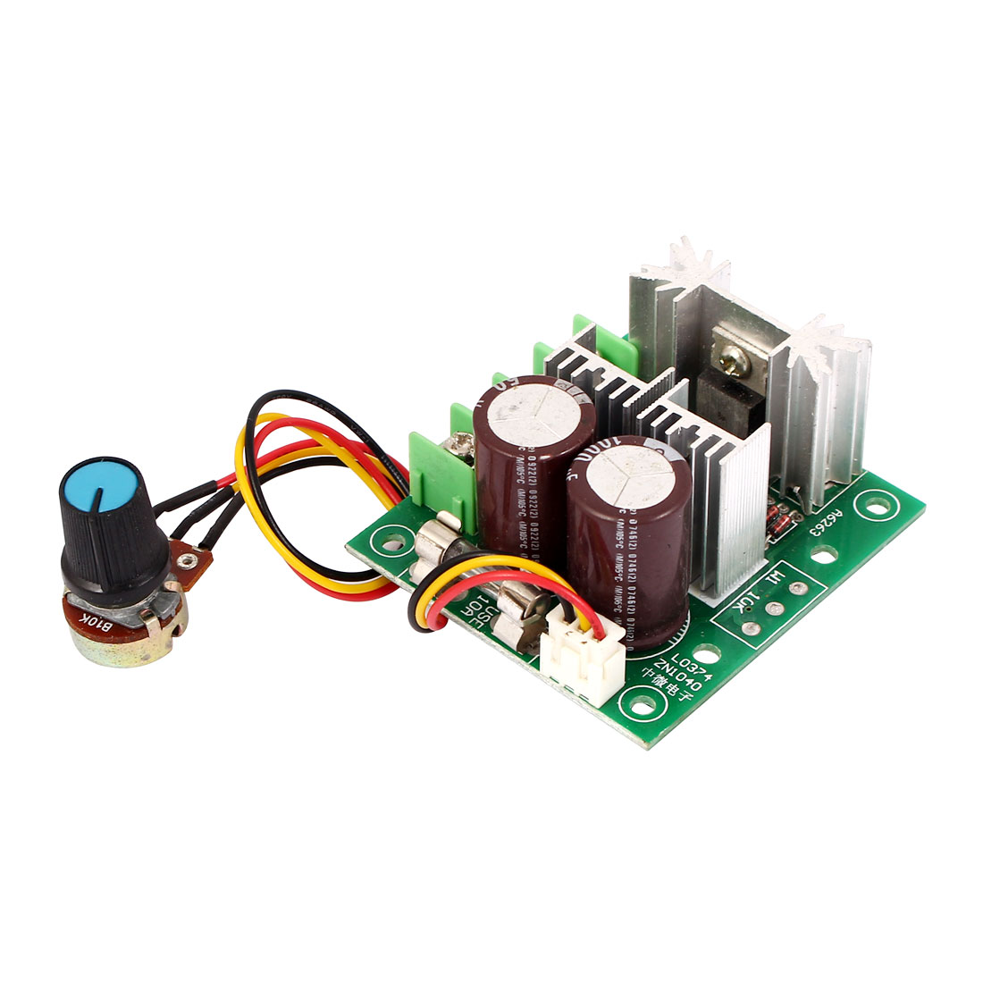 DC 12V~40V 10A SCR Voltage Circuit Dimmers Speed Thermostat Controller Module