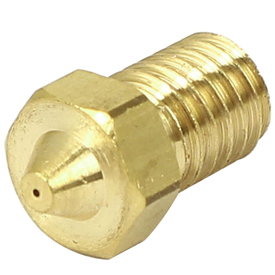 0.4mm Nozzle 3D Printer Extruder Head Hot End for J-head 1.75mm Filament